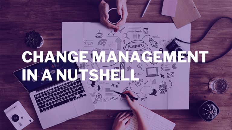 Change Management in a Nutshell: Episode #4 McKinsey's 7-S Framework