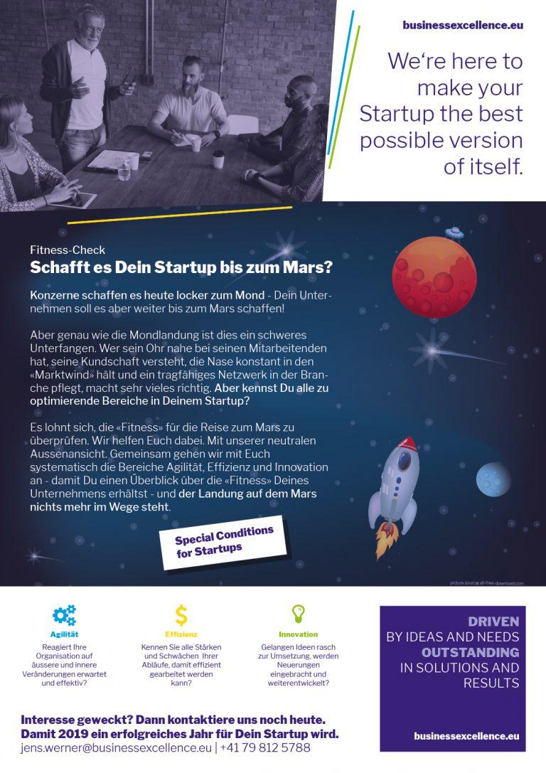Read more about the article Ist Dein Startup fit für eine Reise zum Mars?