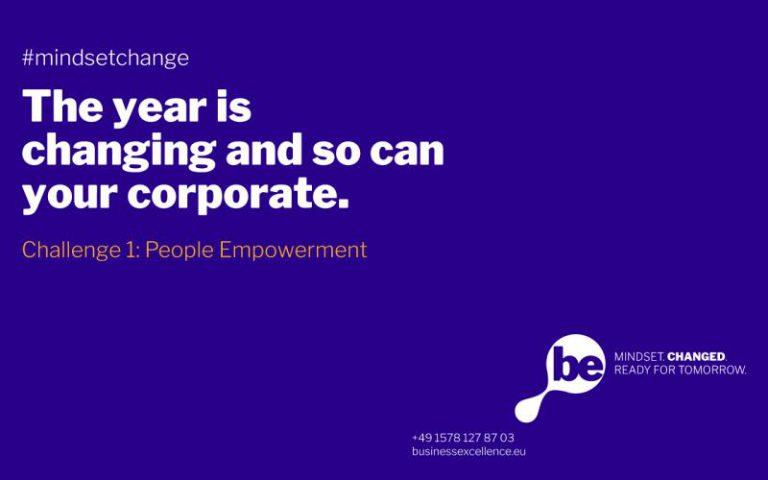 Challenge 1: People Empowerment